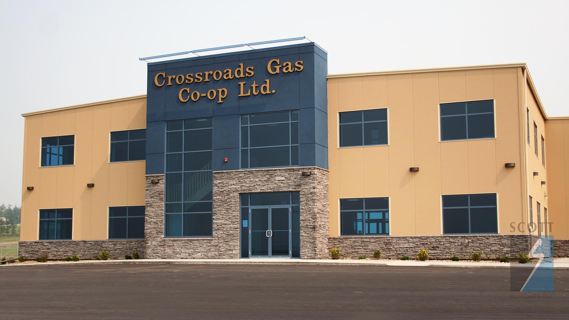 968 Crossroads Gas Co-op Innisfail