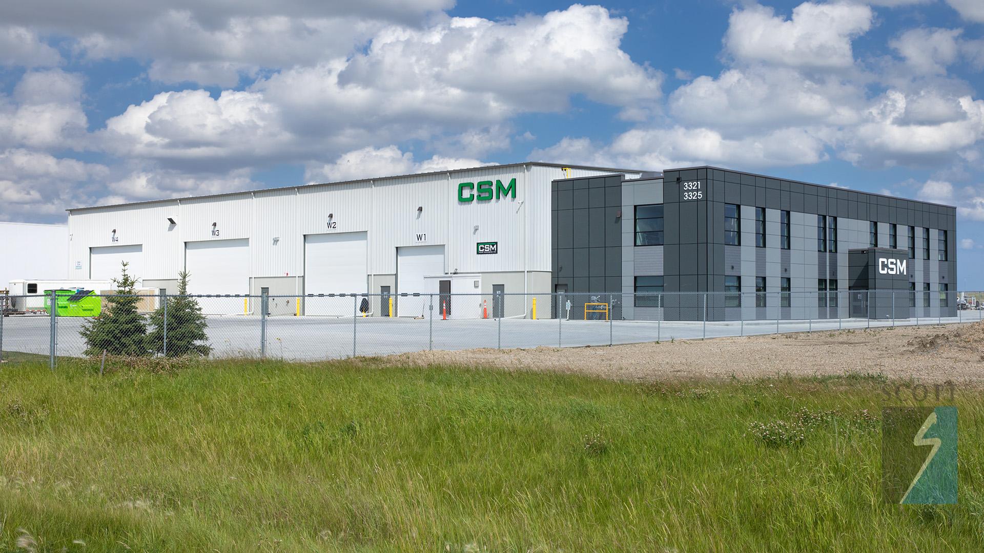 CSM Pumps EDM